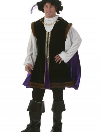 Noble Renaissance Man Costume, halloween costume (Noble Renaissance Man Costume)