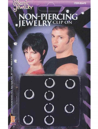 Non Piercing Body Jewelry, halloween costume (Non Piercing Body Jewelry)