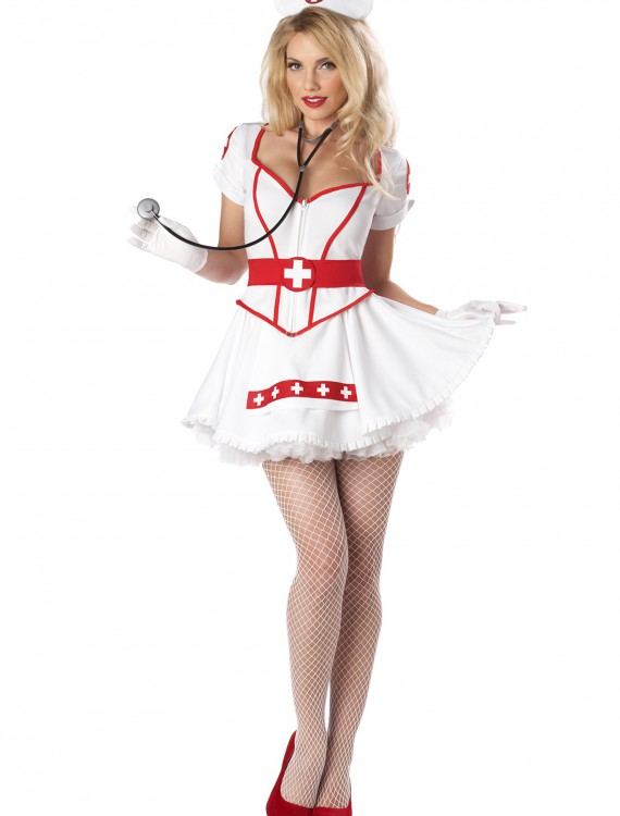 Nurse Heartbreaker Costume, halloween costume (Nurse Heartbreaker Costume)