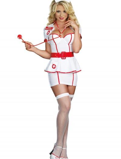 Nurse Knockout Costume, halloween costume (Nurse Knockout Costume)