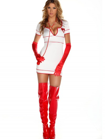 Nurse Love Costume, halloween costume (Nurse Love Costume)