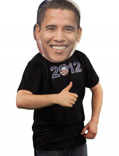 Obama Dance Mask, halloween costume (Obama Dance Mask)