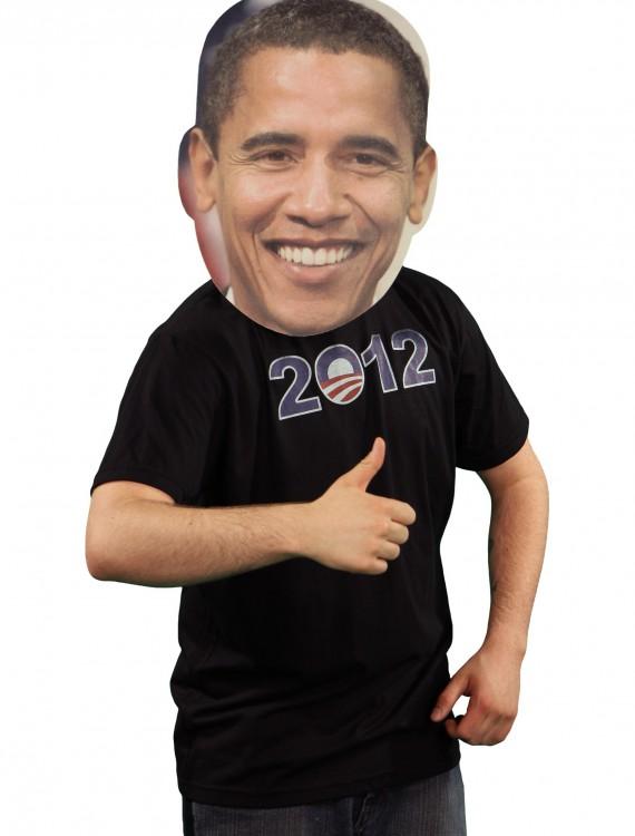 Obama Dance Mask, halloween costume (Obama Dance Mask)