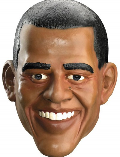 Obama Mask, halloween costume (Obama Mask)