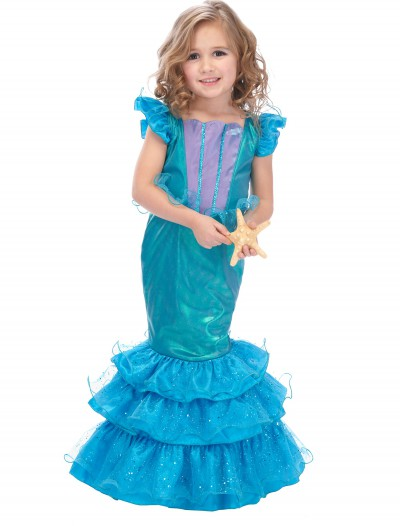 Ocean Mermaid Costume, halloween costume (Ocean Mermaid Costume)