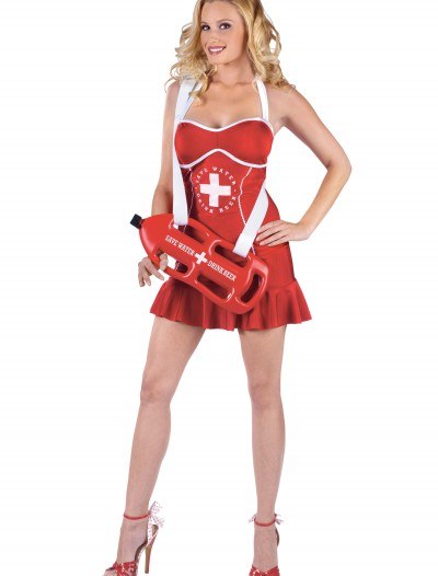 Off Duty Lifeguard Costume, halloween costume (Off Duty Lifeguard Costume)