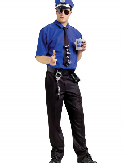 Officer Ben Drinking Costume, halloween costume (Officer Ben Drinking Costume)