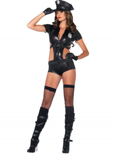 Officer Booty on Duty Costume, halloween costume (Officer Booty on Duty Costume)