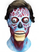 Officially Licensed They Live Mask, halloween costume (Officially Licensed They Live Mask)