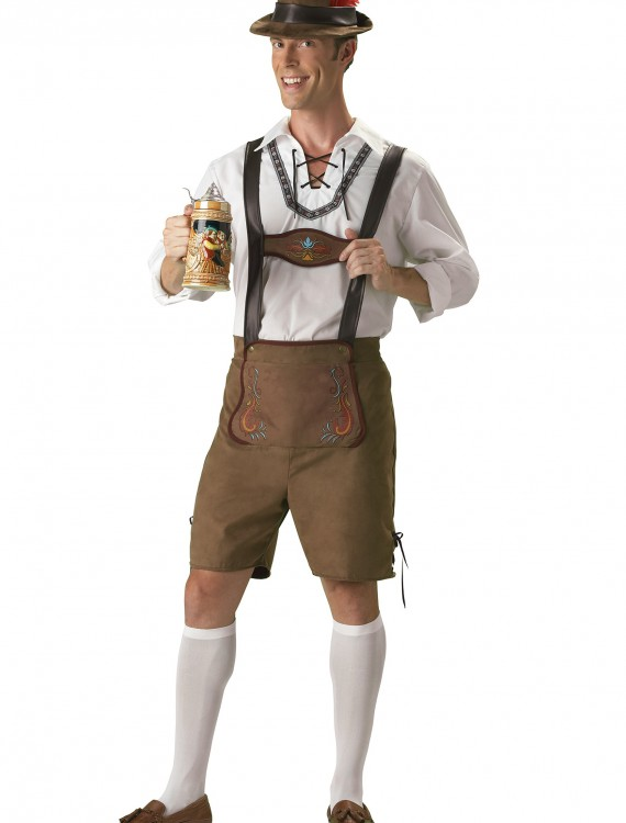 Oktoberfest Guy Costume, halloween costume (Oktoberfest Guy Costume)