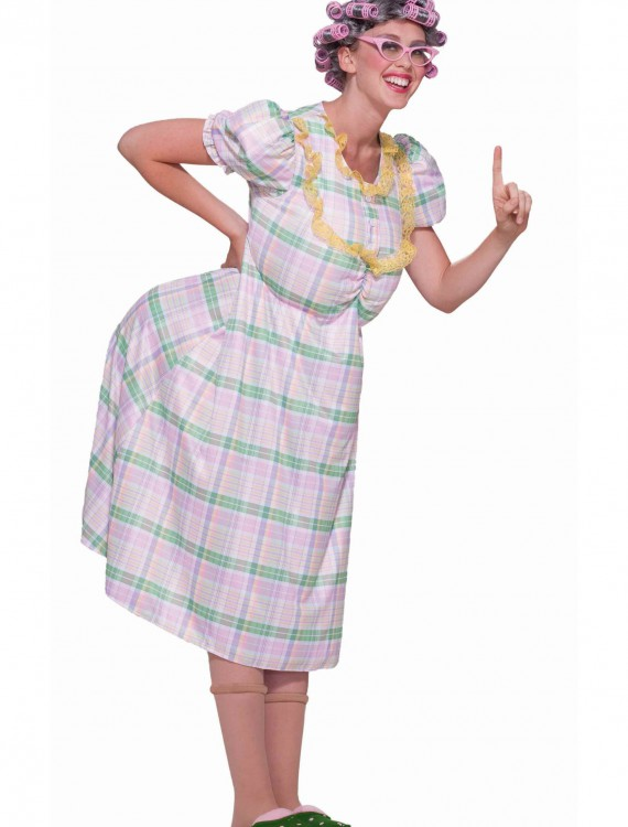 Old Lady Costume, halloween costume (Old Lady Costume)