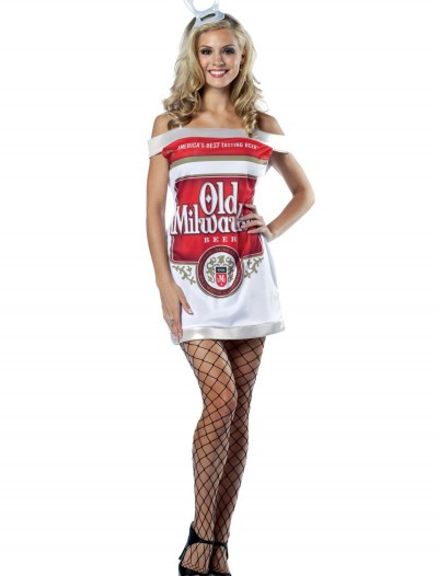 Old Milwaukee Dress Costume, halloween costume (Old Milwaukee Dress Costume)