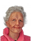 Old Woman Mask, halloween costume (Old Woman Mask)