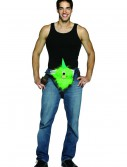 One-Eyed Monster Costume, halloween costume (One-Eyed Monster Costume)