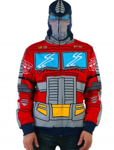Optimus Prime Hoodie, halloween costume (Optimus Prime Hoodie)