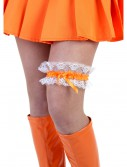 Orange Garter, halloween costume (Orange Garter)