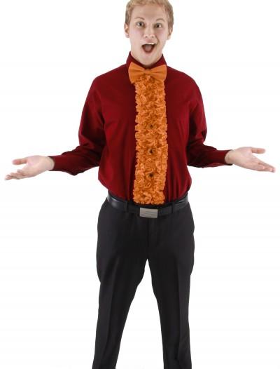 Orange Insta Tux Set, halloween costume (Orange Insta Tux Set)