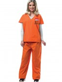 Orange is the New Black Prisoner Costume, halloween costume (Orange is the New Black Prisoner Costume)