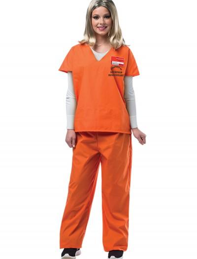 Orange is the New Black Prisoner Costume, halloween costume (Orange is the New Black Prisoner Costume)
