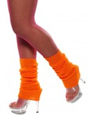 Orange Leg Warmers, halloween costume (Orange Leg Warmers)