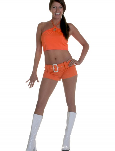 Orange Soda Girl Costume, halloween costume (Orange Soda Girl Costume)