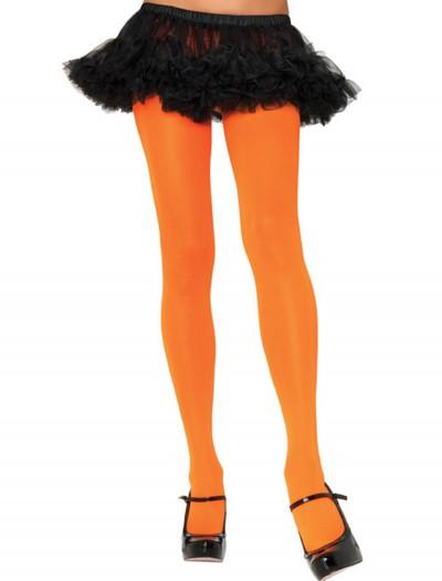 Orange Tights, halloween costume (Orange Tights)