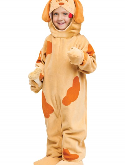 Orange Toddler Puppy Costume, halloween costume (Orange Toddler Puppy Costume)