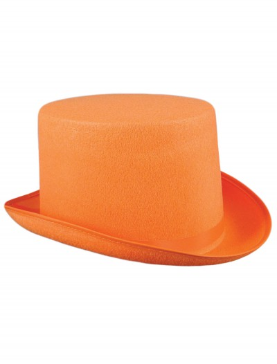 Orange Top Hat, halloween costume (Orange Top Hat)