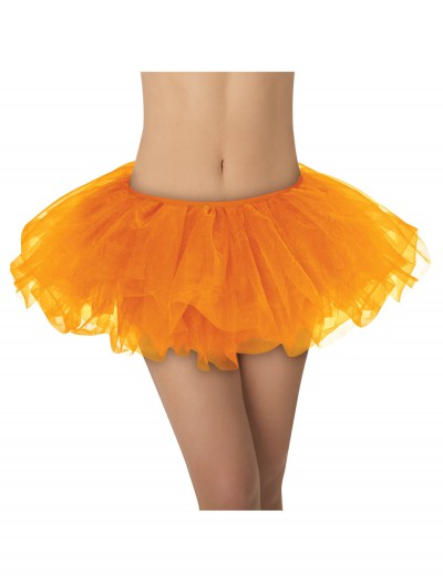 Orange Tutu, halloween costume (Orange Tutu)