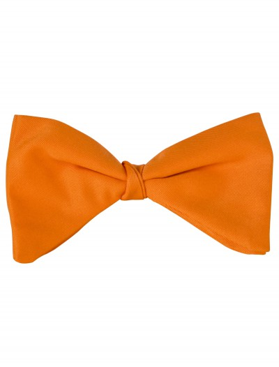 Orange Tuxedo Bow Tie, halloween costume (Orange Tuxedo Bow Tie)