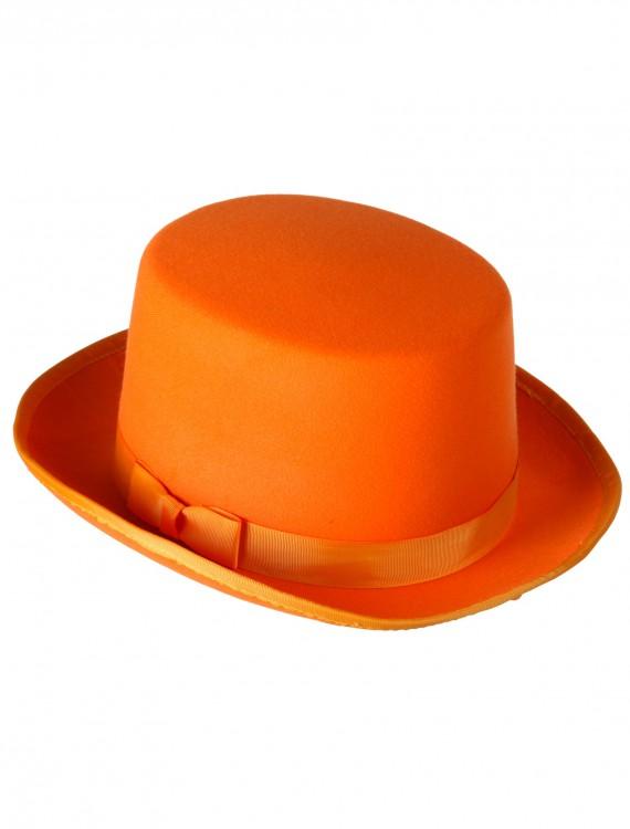 Orange Tuxedo Top Hat, halloween costume (Orange Tuxedo Top Hat)
