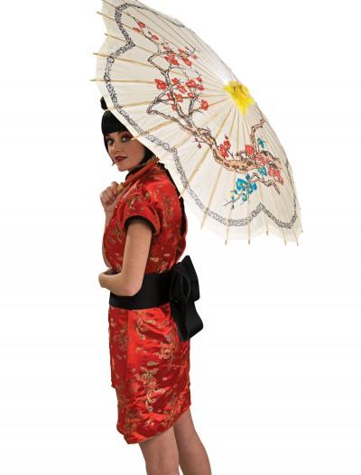 Oriental Parasol, halloween costume (Oriental Parasol)