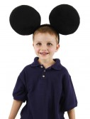 Oversized Mickey Ears, halloween costume (Oversized Mickey Ears)