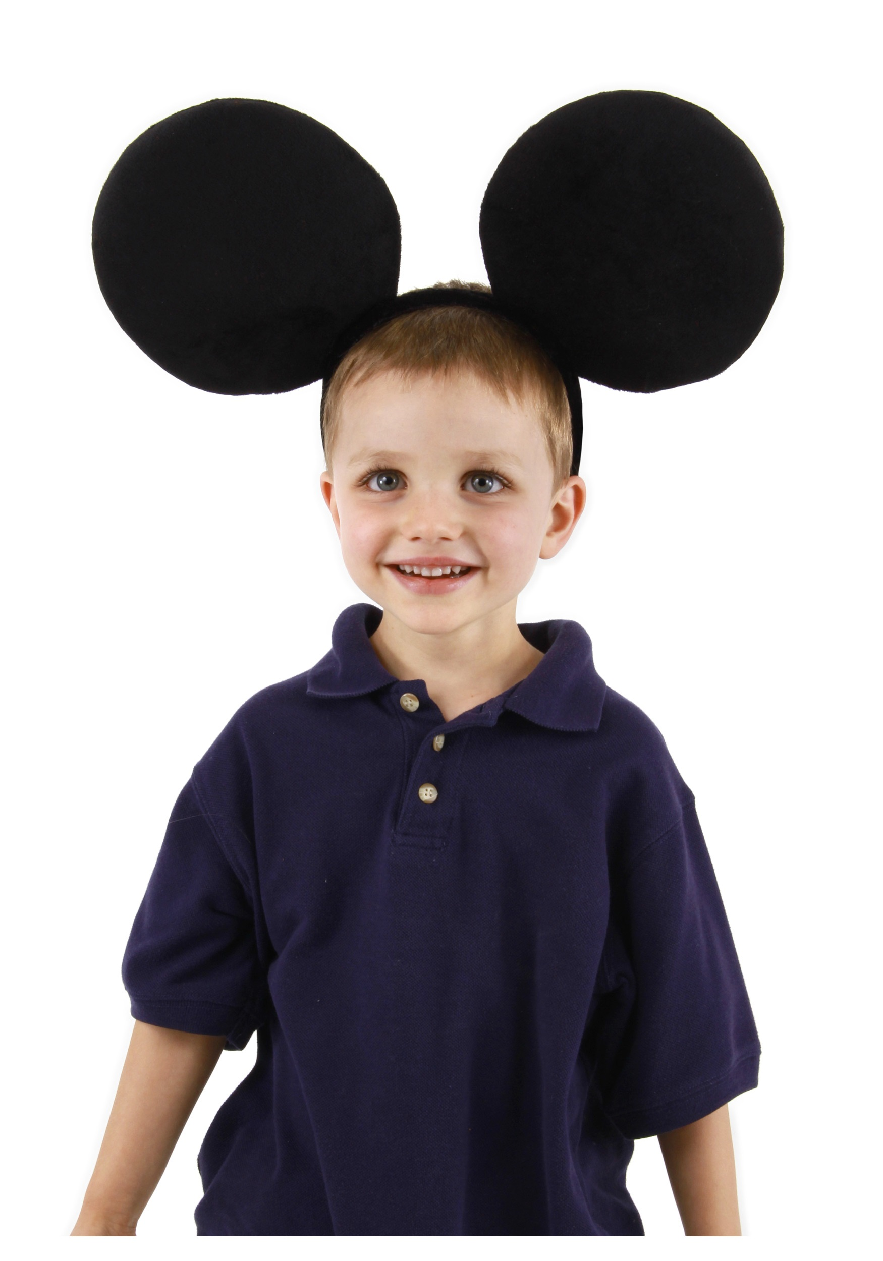 Oversized Mickey Ears  sc 1 st  Halloween Costumes & Oversized Mickey Ears - Halloween Costumes