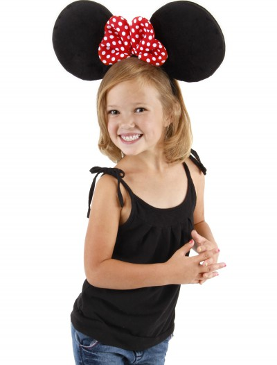 Oversized Minnie Ears, halloween costume (Oversized Minnie Ears)