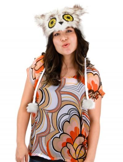 Owl Hoodie, halloween costume (Owl Hoodie)