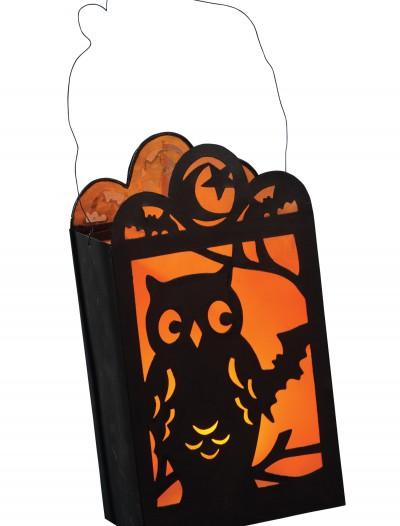 Owl Lantern, halloween costume (Owl Lantern)