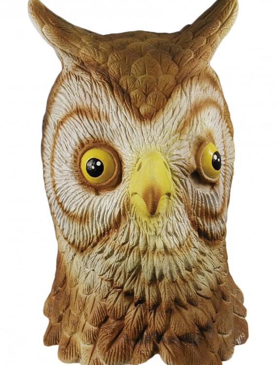 Owl Mask, halloween costume (Owl Mask)