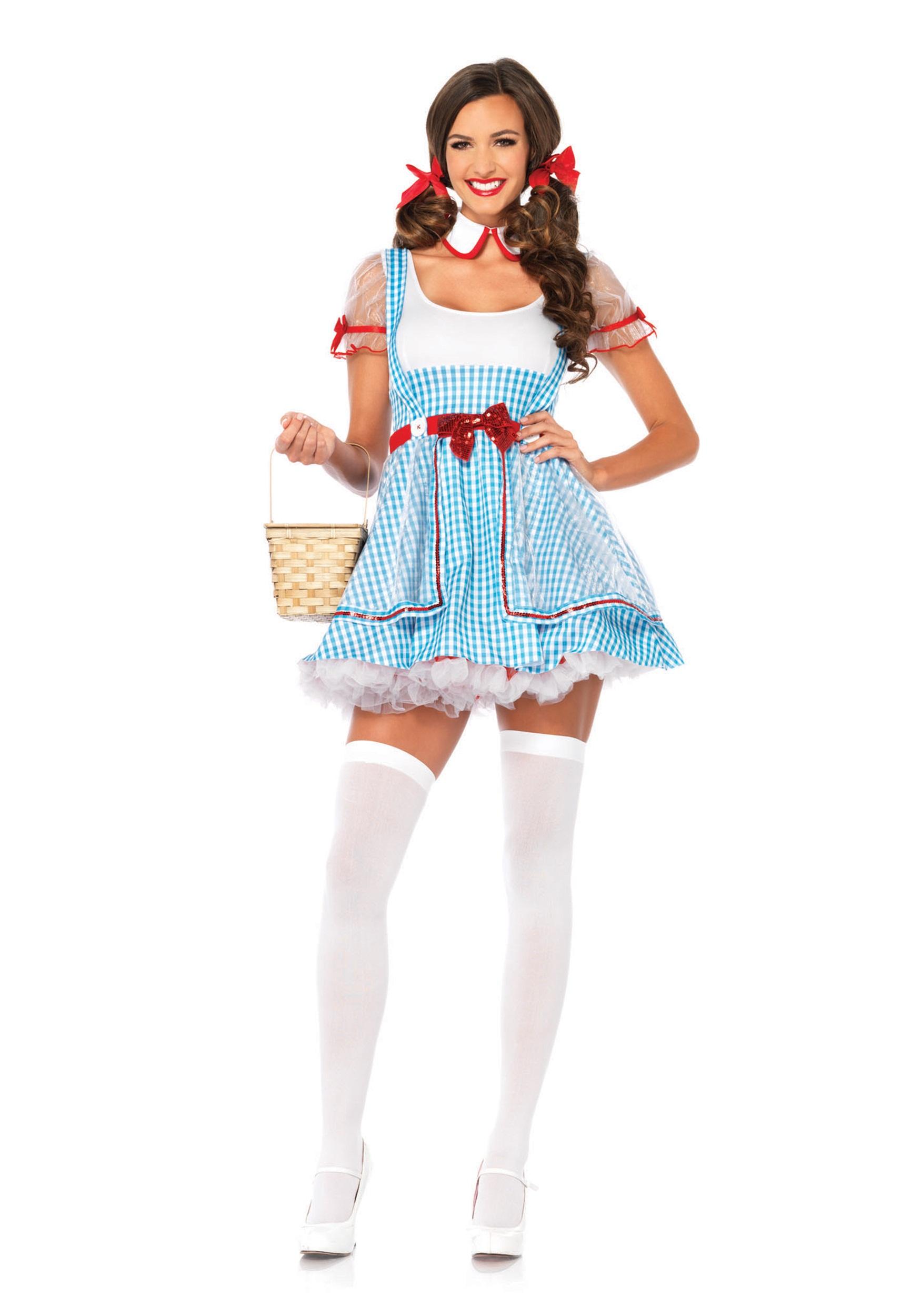 Oz Beauty Adult Costume - Halloween Costumes