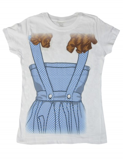 Oz Dorothy Costume T-Shirt, halloween costume (Oz Dorothy Costume T-Shirt)