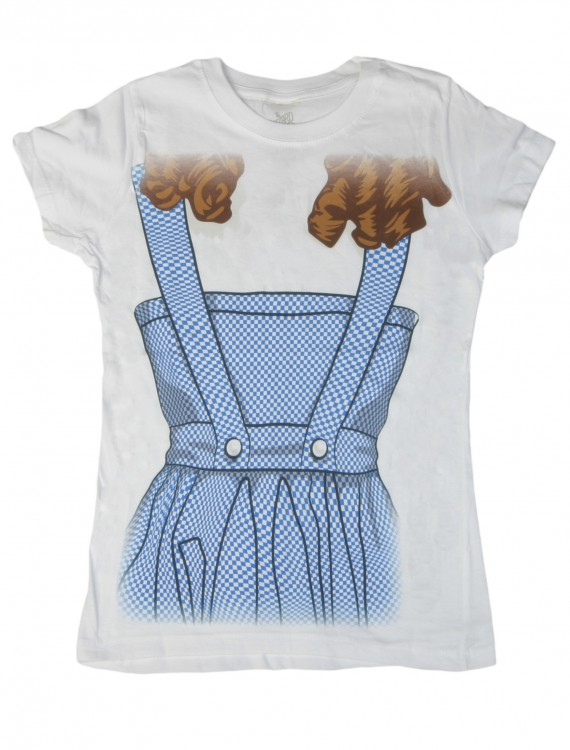 Oz Dorothy Costume T-Shirt, halloween costume (Oz Dorothy Costume T-Shirt)