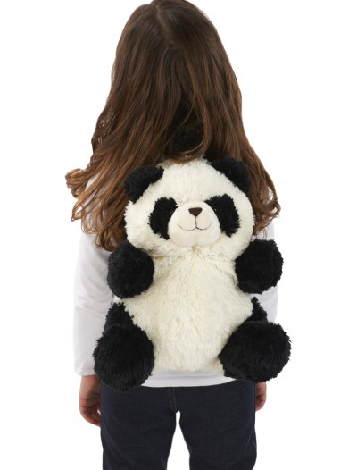 Panda Backpack, halloween costume (Panda Backpack)
