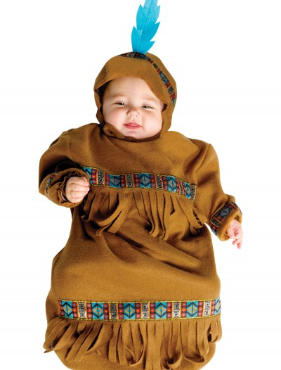 Papoose Bunting, halloween costume (Papoose Bunting)