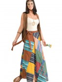 Patchwork Wrap Skirt, halloween costume (Patchwork Wrap Skirt)