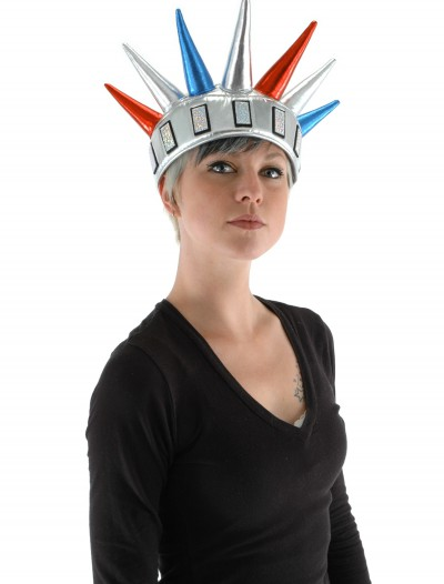 Patriotic Statue of Liberty Hat, halloween costume (Patriotic Statue of Liberty Hat)