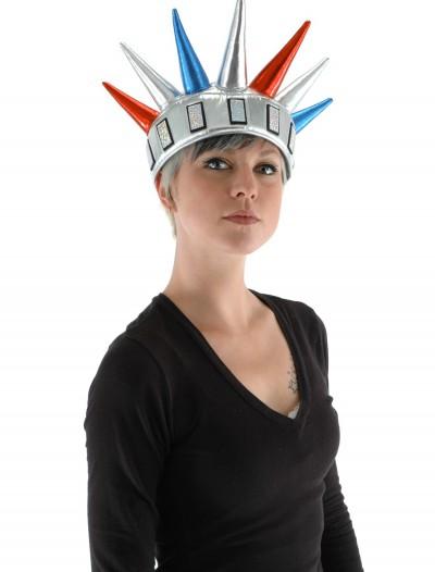 Patriotic Statue of Liberty Hat, halloween costume (Patriotic Statue of Liberty Hat)