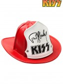 Paul Stanley Red Firehouse Fire Hat, halloween costume (Paul Stanley Red Firehouse Fire Hat)