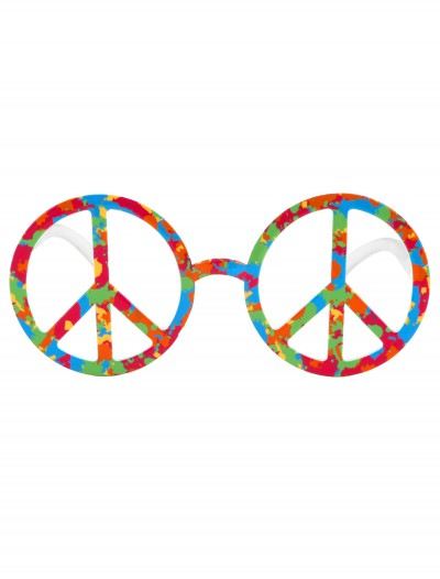 Peace Glasses, halloween costume (Peace Glasses)