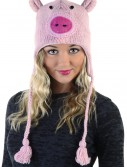 Adult Peaches the Pig Hat, halloween costume (Adult Peaches the Pig Hat)