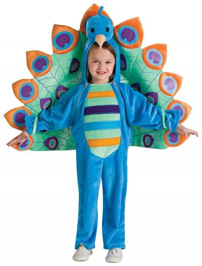 Peacock Toddler Costume, halloween costume (Peacock Toddler Costume)